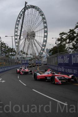 Honk Kong ePrix 2016