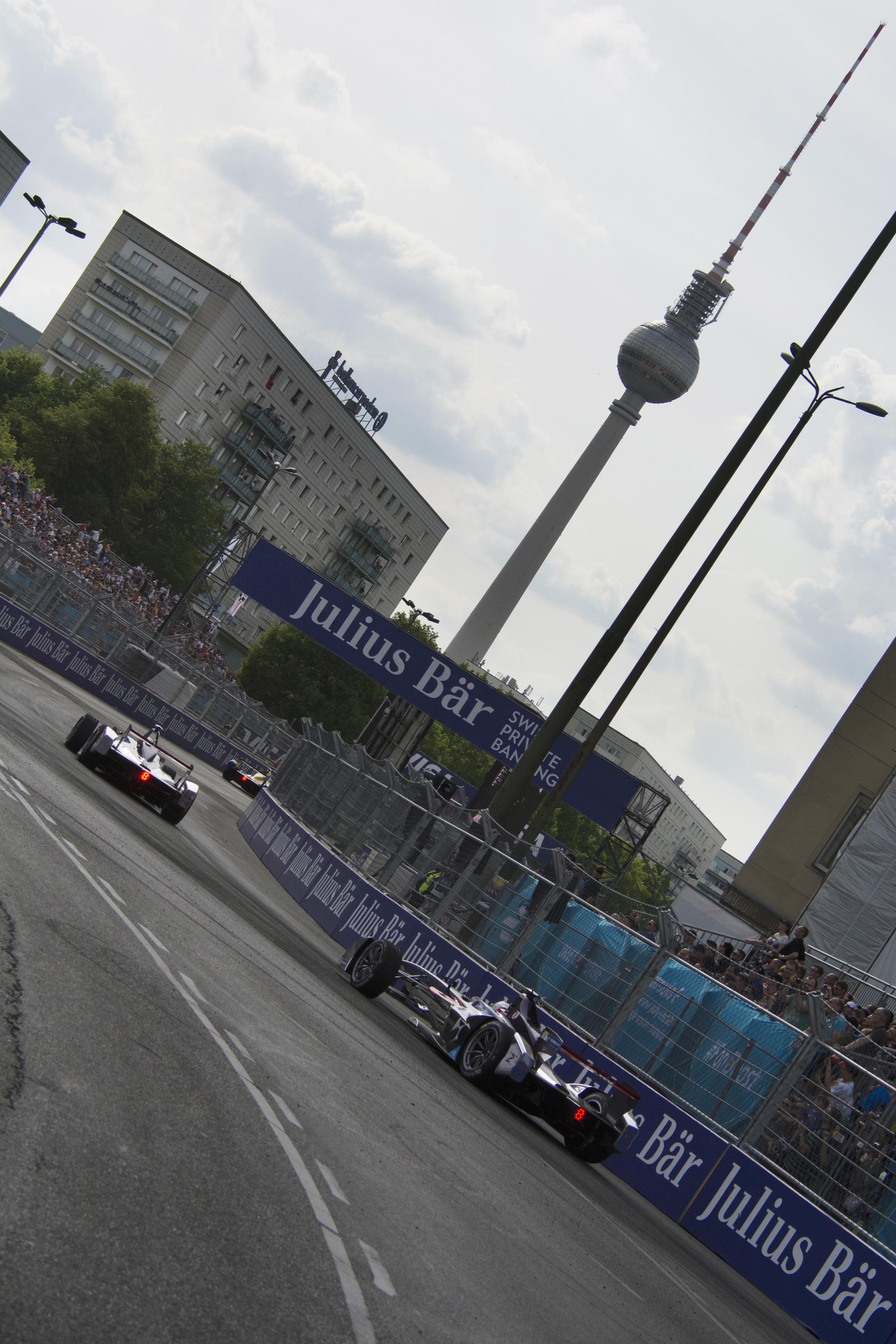 Berlin ePrix 2016