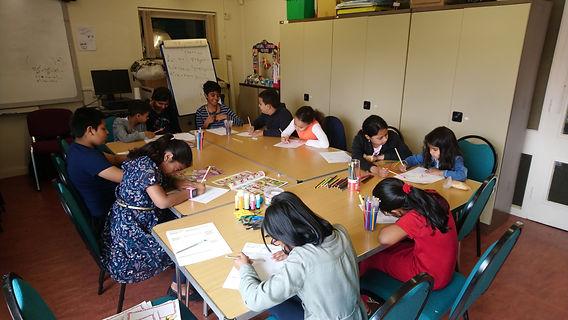 childrens poetry workshop