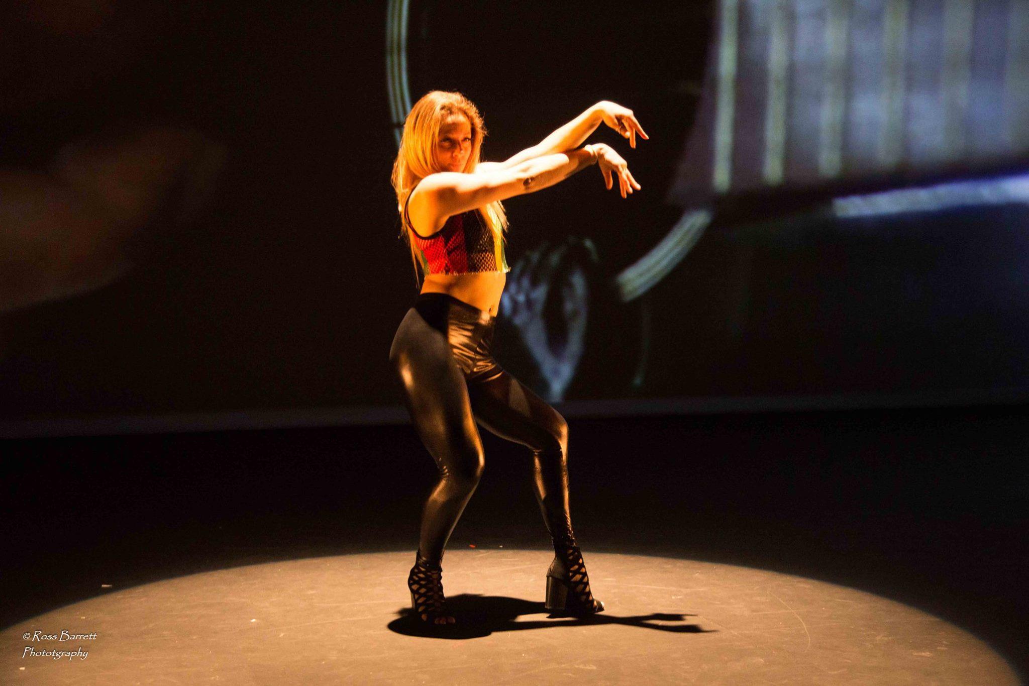 Brandi Davis - Rhythm Dance & Fitnes