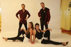 Yes Dance - Ross Barrett photo credit