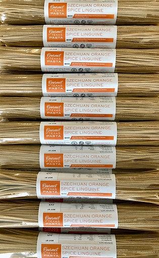 Szechuan Orange Spice Linguine