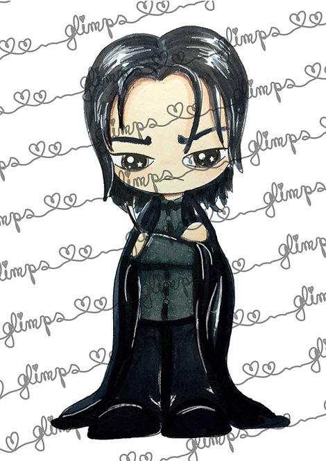 Wizard Severus