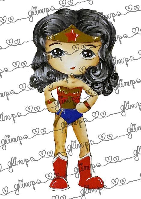 Glimps Wonder Woman