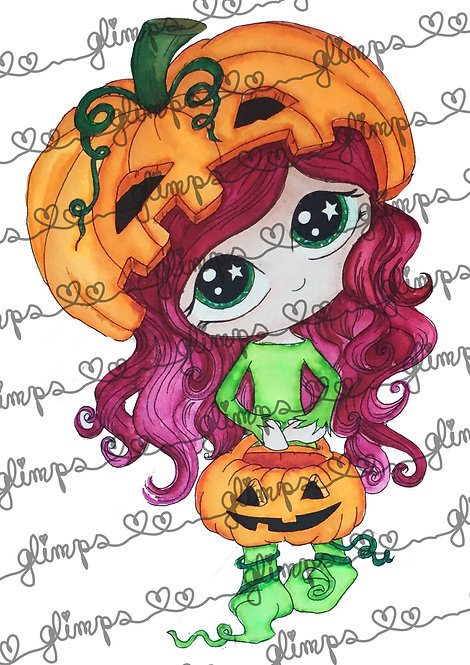 Lady Pumpkin