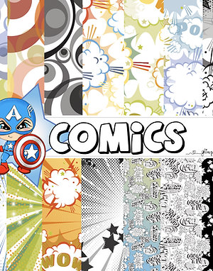 Set CarteComics