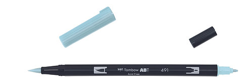 491 GLACER BLUE - TOMBOW - DUAL BRUSH