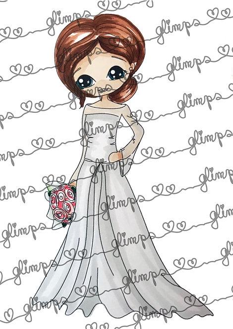 Bride Rose