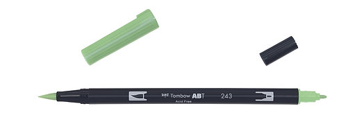 243 MINT - TOMBOW - DUAL BRUSH