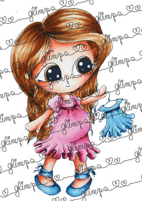 Mummy Little Dress