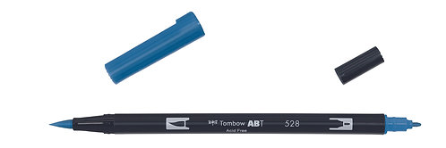 528 NAVY BLUE - TOMBOW - DUAL BRUSH