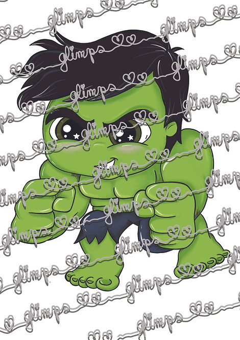 Hulk - color