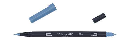 526 TRUE BLUE - TOMBOW - DUAL BRUSH