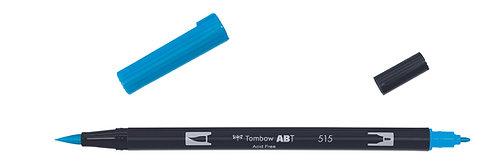 515 LIGHT BLUE - TOMBOW - DUAL BRUSH