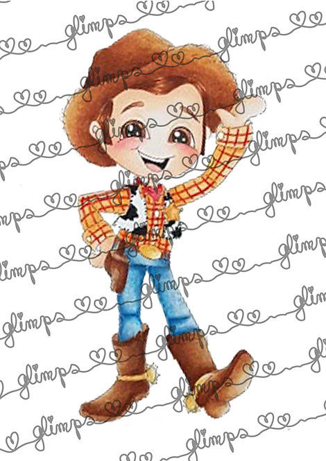 Toys Glimps Woody
