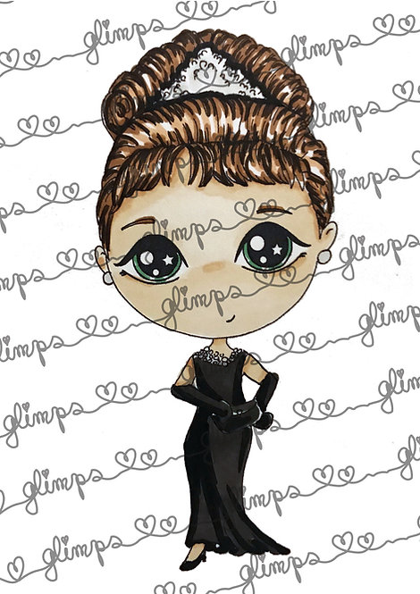 Glimps Audrey Dressy
