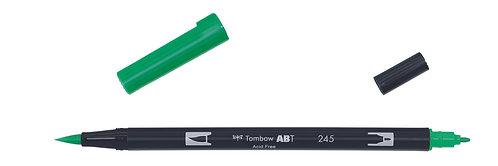 245 SAP GREEN - TOMBOW - DUAL BRUSH