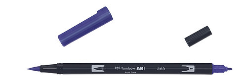 565 DEEP BLUE - TOMBOW - DUAL BRUSH