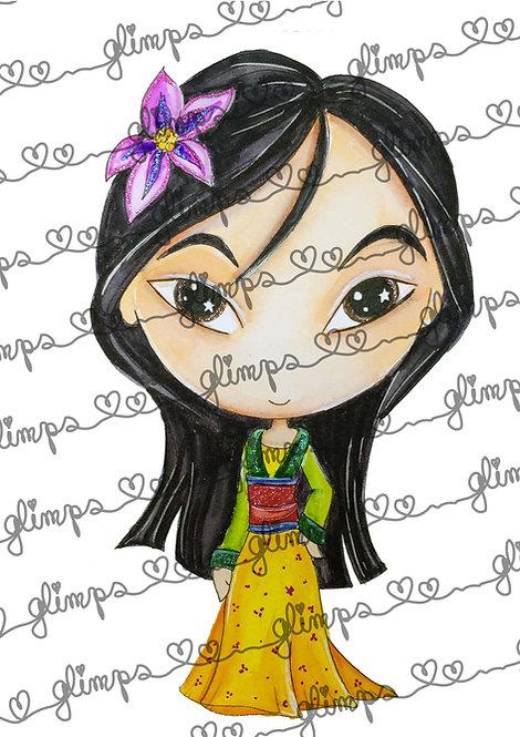 Glimps Mulan