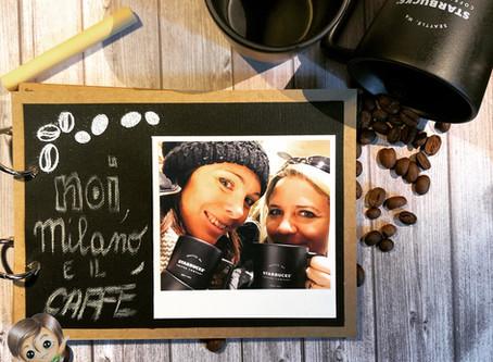 Un minialbum che profuma di ami...caffè!