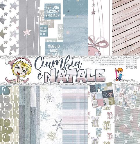 GPP 20-03 CIUMBIA E' NATALE 12x12