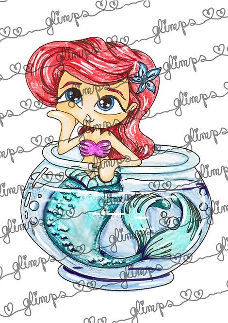Glimps Funny Ariel