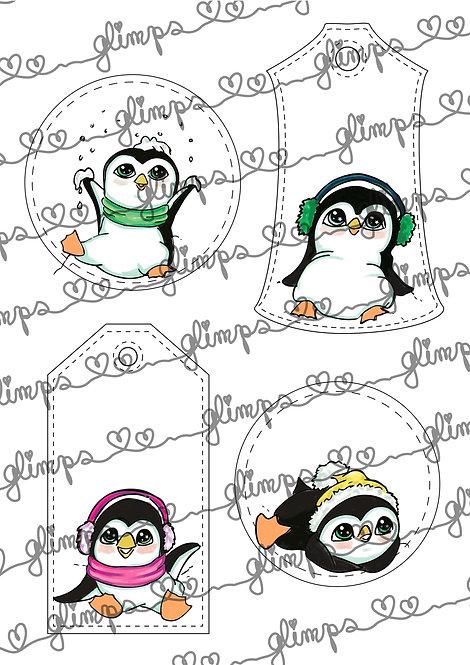 Penguins Tag