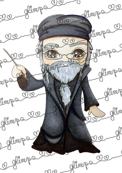 Wizard Albus