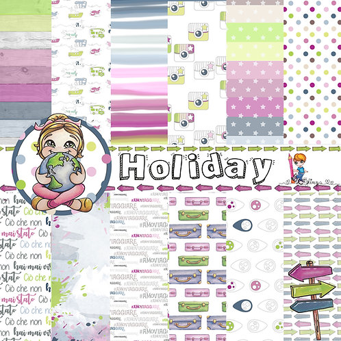 Set Carte Holiday