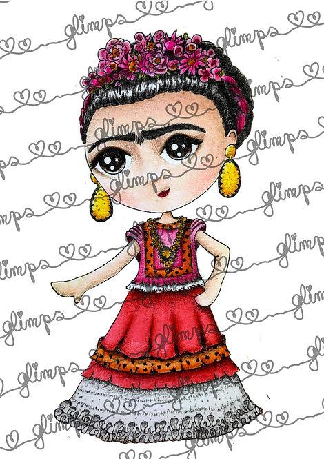 Glimps Frida