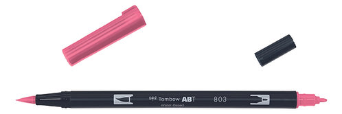 803 PINK PUNCH - TOMBOW - DUAL BRUSH