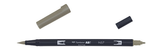 N57 WARM GRAY 5 - TOMBOW - DUAL BRUSH