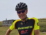 Cliff Loveday, Ely and District Cycling Club Coach