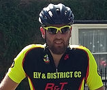 Martin Holland Ely & District Cycling Club Junior Coach
