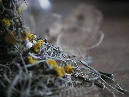 Tussilage & Feuilles d'immortelle