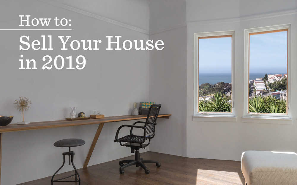 How to Sell Your House in 2019  So, you have found yourself at that point of selling your house and moving on. Maybe you're downsizing to a smaller house because the kids have finally left the nest, or you got a job in a new city and need to relocate, or finally, you retired and want to head south to warmer climates. Whatever your reason, you're ready to sell you home. Luckily for you, we put together a comprehensive guide for first-time and seasoned home sellers. Continue reading to find out how to sell your house this year.  1) Hire a Home Inspector  You're probably thinking wait, isn't that what the buyer is going to do? You're not wrong. When a buyer has made an offer and you've accepted it, the buyer will most likely hire a home inspector of their own. So, why would you hire a home inspector? First, if a home inspector turns up something that's in need of repair, wouldn't you prefer to resolve it long before entering into negotiations with a potential buyer?  In fact, if you end up needing to make repairs expected to take weeks to fix, you may lose that buyer altogether. Hiring a home inspector is a proactive approach to getting your home ready to sell. Known as a pre-listing home inspection, you can find out the exact condition of your property, what repairs need to be addressed beforehand, fix them, then focus on the next task to get your home sold fast.   Also, knowing the condition of your property will further assist you during the negotiation phase with potential buyers.  As you may already be aware, since you've already bought a home yourself, buyers often use their home inspection as a way of getting concessions from sellers, such as asking you to drop your list price. If you've already addressed any repairs that turned up in an inspection report, it is less likely that any new repairs will come up and impact your position during negotiations.  2) Make Repairs and Small Upgrades to Your Home  After your inspector makes a comprehensive list of repairs yo