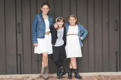Samantha, Emily, and Brooke