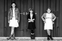 Samantha, Emily and Brooke