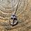 Thumbnail: A silver anchor pendant