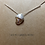 Thumbnail: Acorn necklace