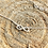 Thumbnail: Infinity sterling silver necklace or bracelet