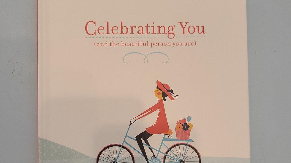 Celebrating you inspirational book