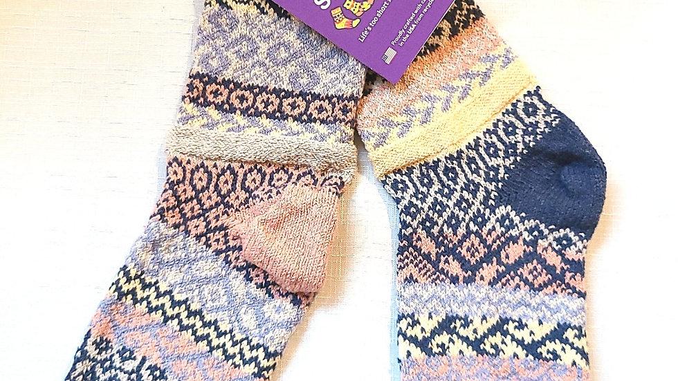 """""""Mirage"""" Solmate socks"""
