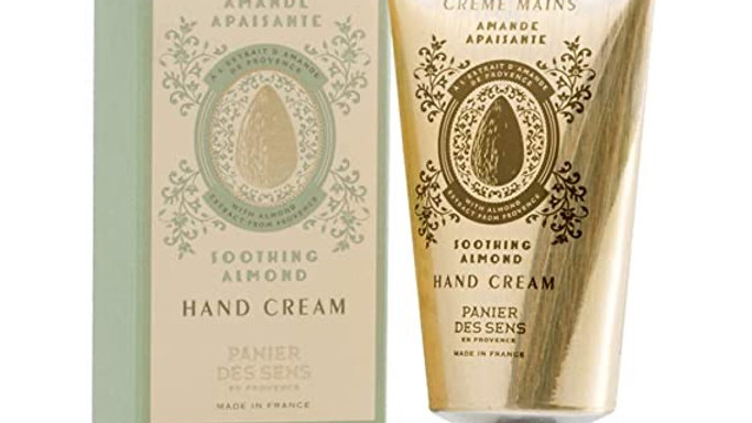 Hand Cream Soothing Almond