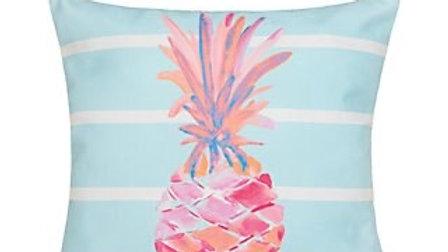 Palm Beach Pineapple Pillow