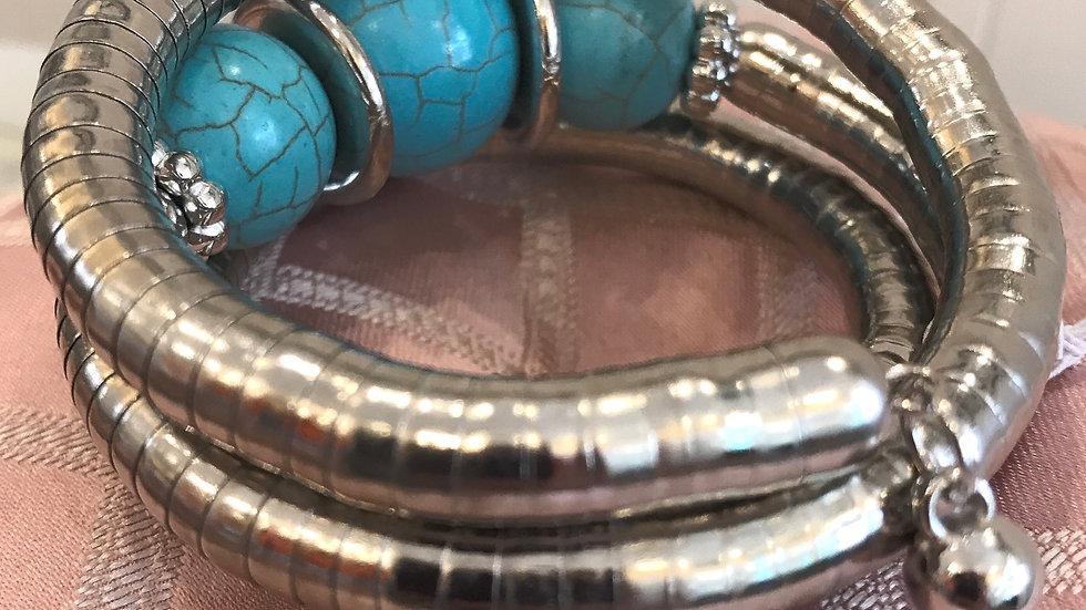 Bangle Turquoise Bracelet