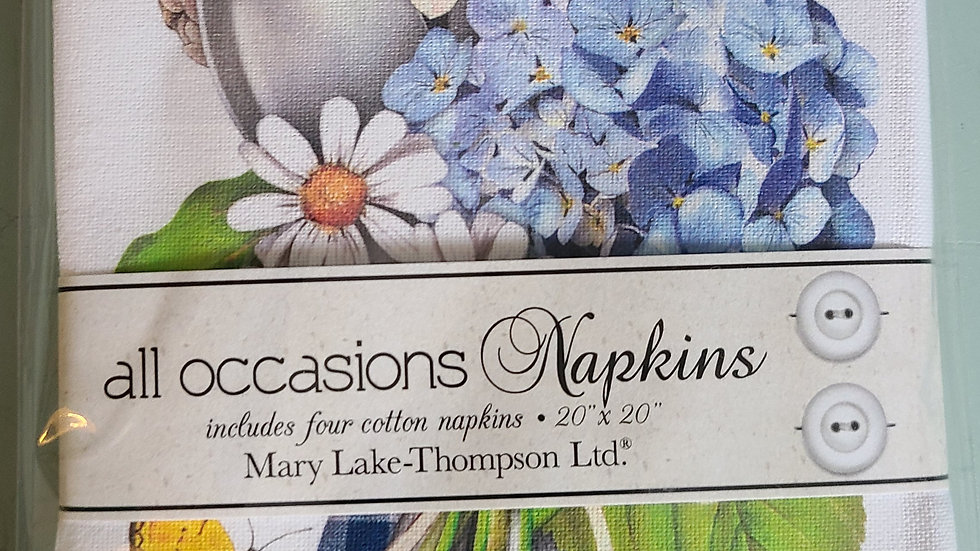 All occasions napkins