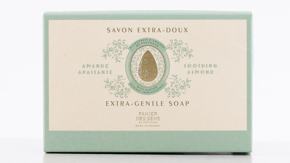 Extra- Gentle Soap Soothing Almond
