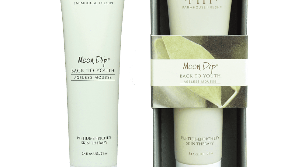 Moon Dip - Back To Youth Ageless Mousse For Hands