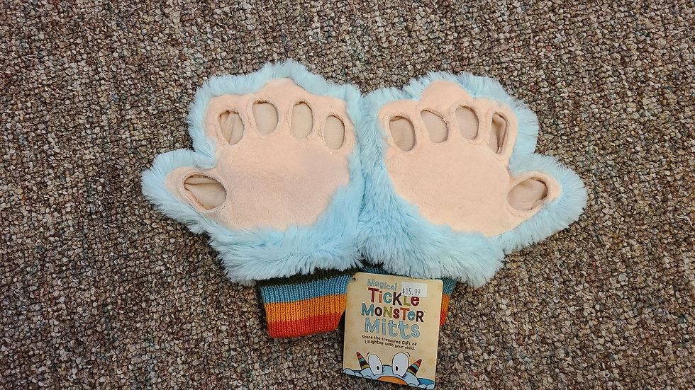 Magical Tickle Monster Mitts